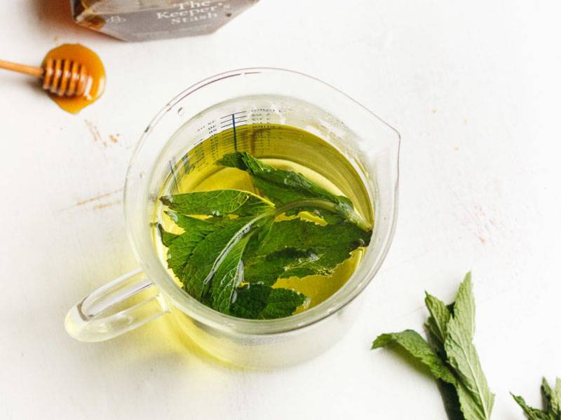 CBD Fresh Mint Tea
